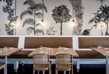 Wnętrza gastronomii