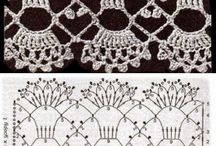 """Elaboración de distintas puntillas en """"Punto Crochet"""""""