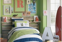 Chase's bedroom / by Shannon Tomps
