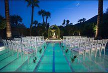 Havuz düğünü için mekan süslemesi fikirleri / Havuz düğünü için mekan süslemesi fikirleri