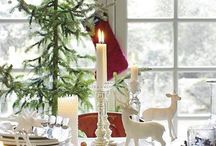 CHRISTMAS!! (and other decorating ideas)
