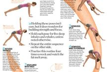 Exercise Ideas / by Gina Borgetti