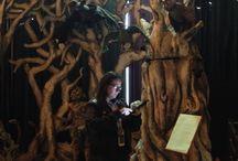 Ivasione Digitale al Museo Internazione delle Marionette Antonio Pasqualino / #invasionidigitali #siciliainvasa2014 #igerspalermo @elisabonacini @invasionidigita #museopasqualino