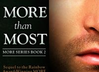 Sloan Parker, More Than Most (More #2) / Gay Menage/Poly Contemporary Romance and Mystery