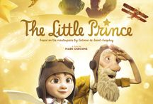 Our childhood favorite: The little prince. / Our first book. Which tauched our soul for a life.
