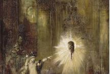 Art-Symbolism (19세기 후반~20세기 초.중반) / 19세기 말에서 20세기 초에 걸쳐 프랑스를 중심으로 일어난 상징파의 예술운동과 그 경향