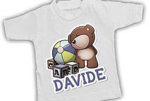 Mini t-shirts_bimbi/nascita