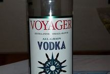 Voyager Vodka / by Pacific Distillery