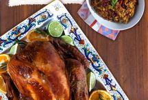 Thanksgiving Decor & Recipes