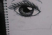 My first eye...