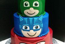 PJ Masks Cakes