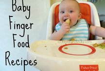 eat - vegetarian finger foods for baby / Vegetarian finger foods for baby and small children
