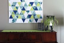Projects made with Modern Yardage fabric