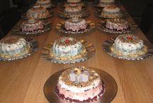 Birdcakes, Vögeltorte, Vogeltaarten