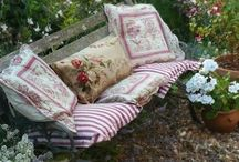 Relax on the garden...
