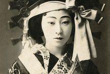 Oiran, geisha, maiko