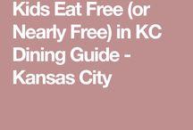Kansas City - Kid Stuff (Activities, Food)
