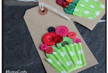 Craft - Buttons