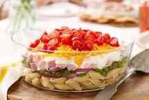 Salads / by Chanda Winegar