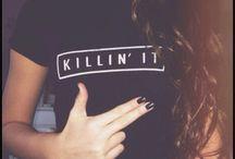 {Cool T-shirts}