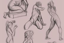 Gesture drawing / Gesture Drawing all over the world! A very good thing to practice!!!