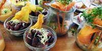 Spezialitäten und Kulinarisches / Essen und Trinken in Europa