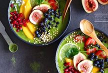 Bowls, Juices & Smoothies
