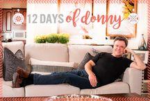 12 Days Of Donny!