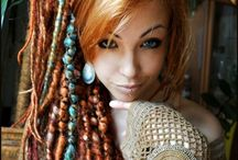 Get dready, this is going to be knotty!  / Knotty, knotty dreadlocks! / by Michelle Ballinger