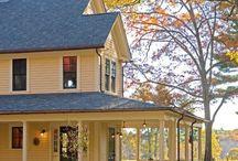 mudroom and porch ideas