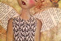 Art Collage & Mixed Media / Art