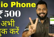 videos JIO PHONE - BOOK WITH JUST Rs. 500 | Specifications, Features, Availability https://youtu.be/OrZNGDFhg5k