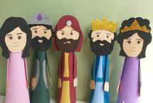 Histórias biblicas