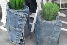 Džínová recyklace