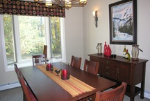 Dinner is Served - Dining Rooms