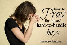 Pray / by Allison Leo