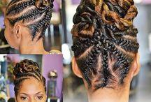 I.D hair