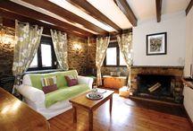 Cases Rurals / Els nostres apartaments rurals, ideal per a les teves vacances a la muntanya o una escapada de cap de setmana