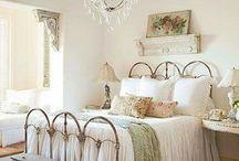 Dormitoare shabby chic
