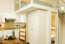 Gym with guest mezzanine and ensuite