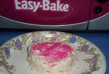 Easy bake oven recipes for Gabbie / by Tisha Lynn