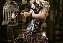 Steampunk Women's Fashion / Steampunk Women's Fashion