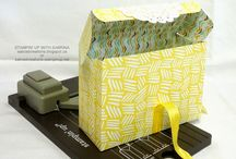 Stampin' Up! - Gift Bag Punch Board