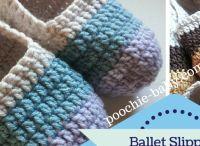 Socks'n Slippers / Patterns for knitting socks and slippers