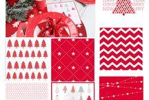 Noël rouge, traditionnel et cosy