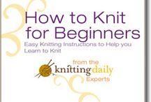 I don't knit