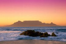 Our Inspiration: Table Mountain, Cape Town