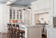Kitchen inspiration / by Sara Newman