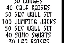 fitness / by Lori Niebauer