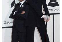 56. GRAMMY ÖDÜL TÖRENİ  / 56. Grammy Ödül Töreni'nin kırmızı halısı.